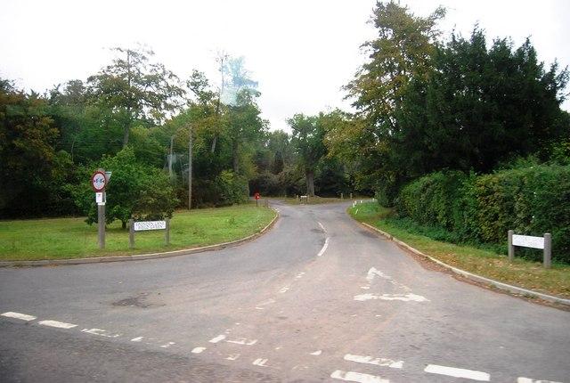 Sponden Lane, Field Green