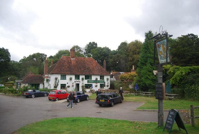 The Oak & Ivy, Hawkhurst