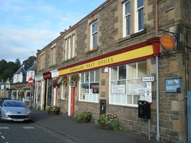 Dunblane Post Office.