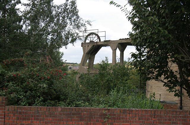 Hemmingfield Colliery