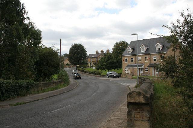 Wath Road, Elsecar
