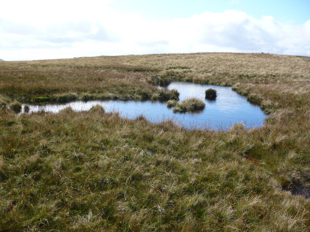 Hill Tarn on Rampsgill Head
