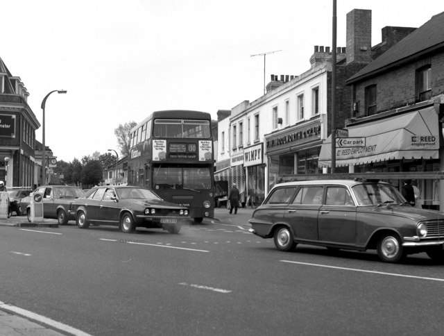 Chipstead Valley Road, Coulsdon