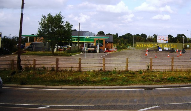 Kipping Cross Services, A21