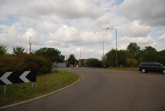 Roundabout, Kipping's  Cross