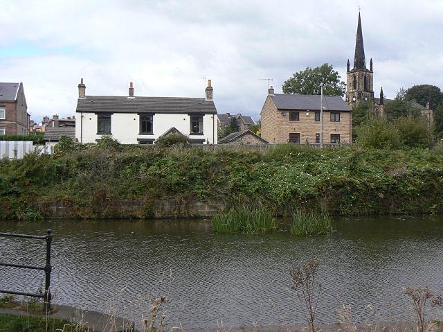 Elsecar Canal basin