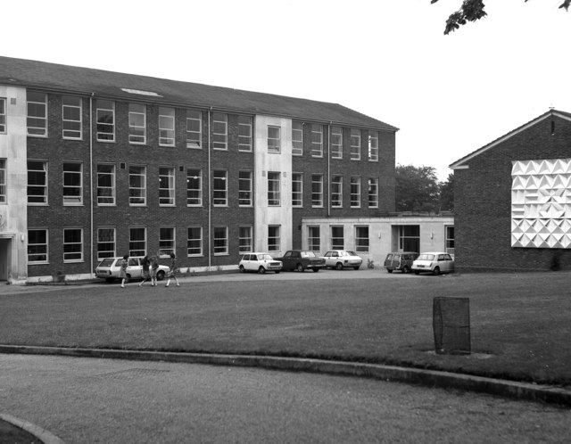 Coloma School, Upper Shirley Road, Croydon