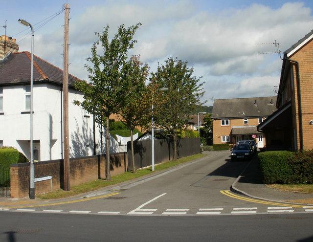 Darlington Court, Newport