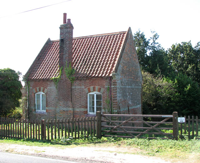 The Old Schoolroom in Herringfleet