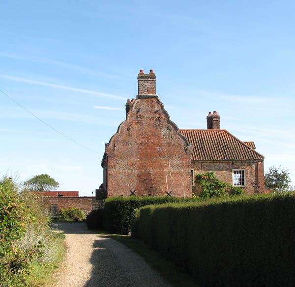 Manor House Farm - the farmhouse