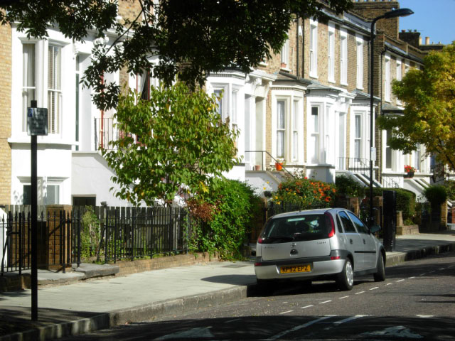 Montague Road, Dalston
