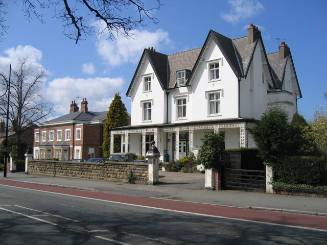Chester Youth Hostel 2008