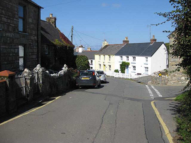 Church Street, Trefdraeth/Newport