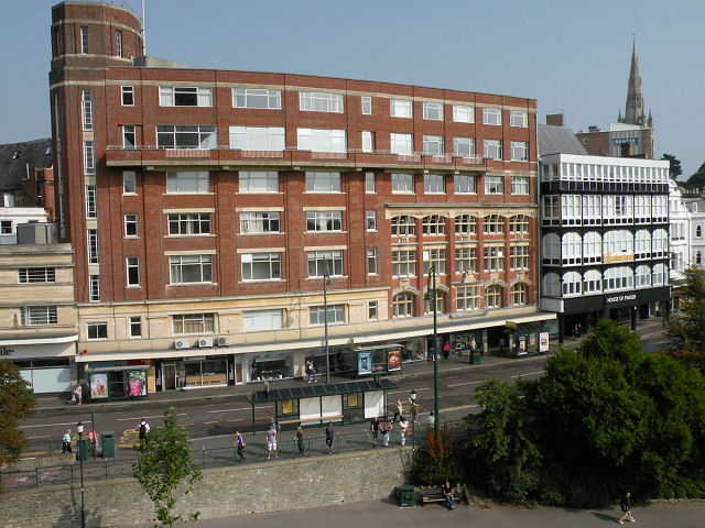 Views from the Eye (11) - Gervis Place