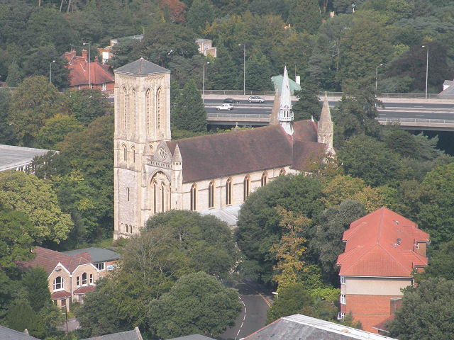 Views from the Eye (7) - St Stephen's Church