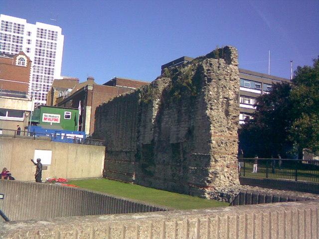 Another piece of the Roman Wall
