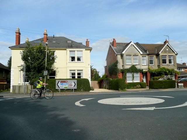 Houses on New Barn Lane