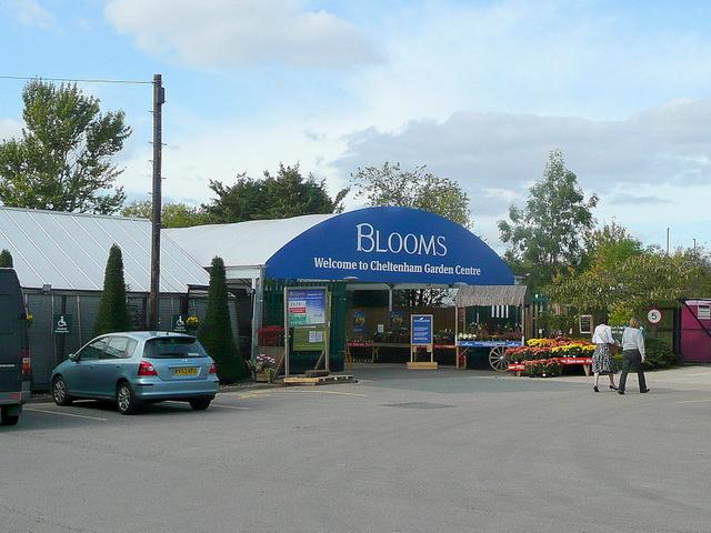 Blooms Cheltenham Garden Centre