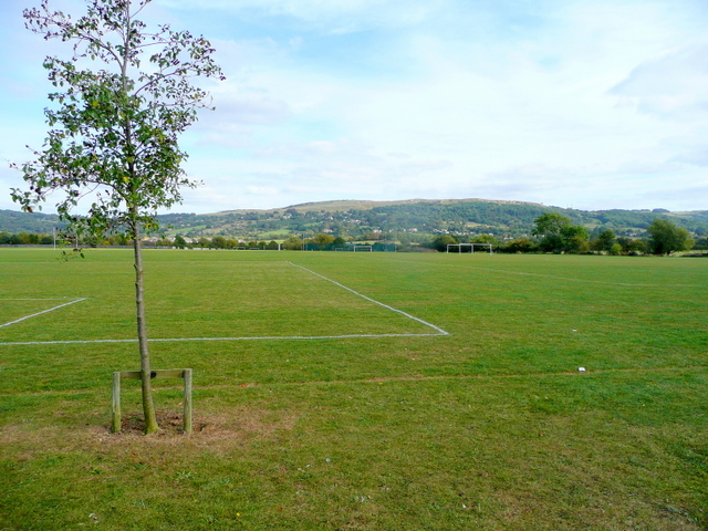 Bishop's Cleeve Sports Field 2