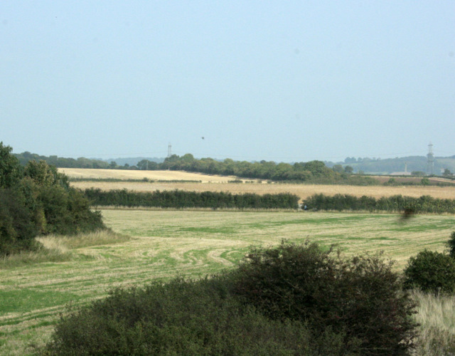 2009 : North east from the B4465 Westerleigh Road