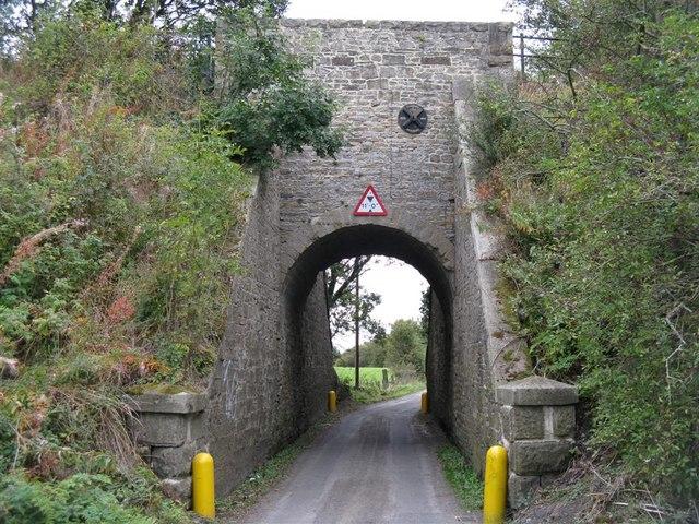 Stephenson Bridge at Hownsgill