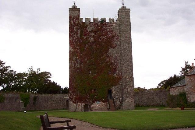 Caesar's Tower, Appleby Castle