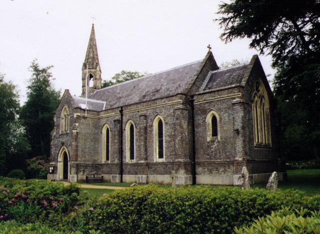 St Mark, Ampfield