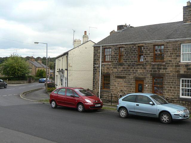 Armroyd Lane