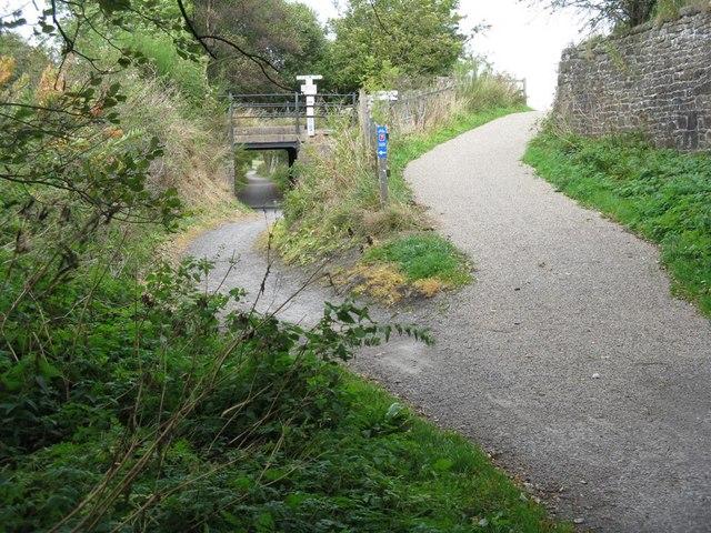 The Waskerley Way by Hownsgill Farm