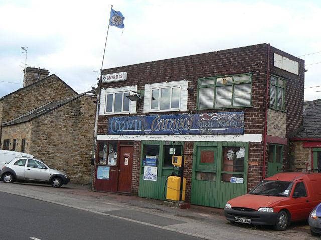 Crown Garage