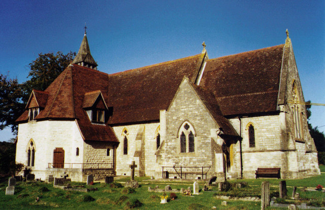 All Saints, Awbridge
