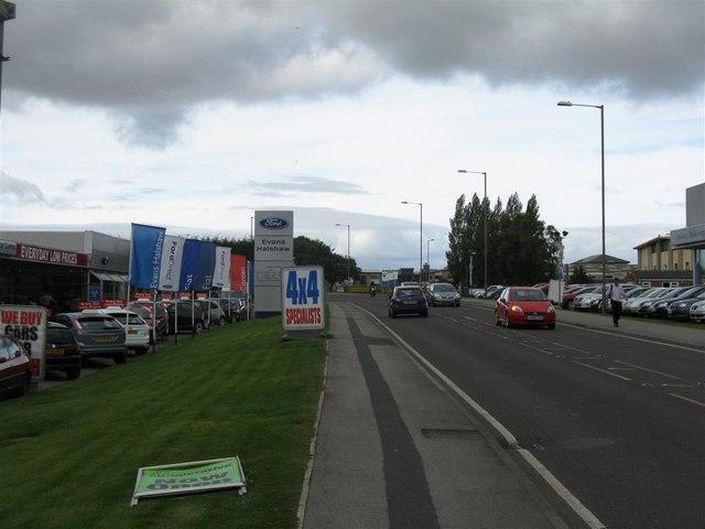 Darlington Road [A167]