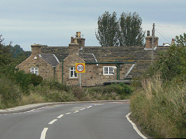 Cottages at Barrow