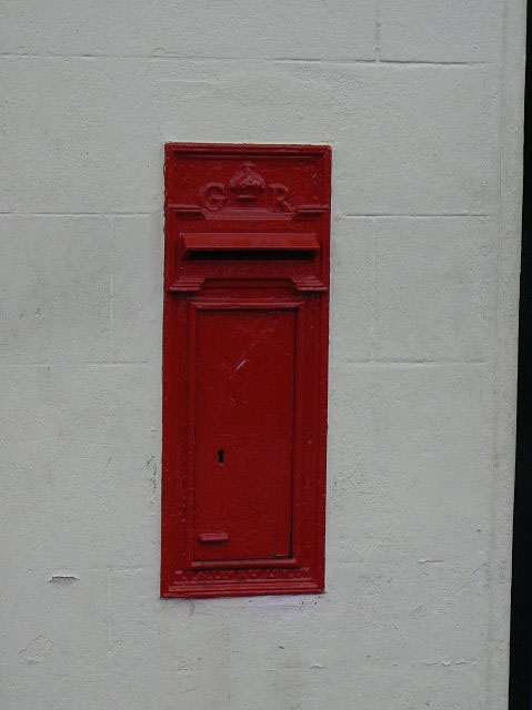 Post Box S62 134, Harley