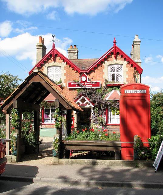 Somerleyton Post Office