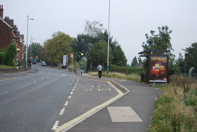 Bus Stop, Upper Grosvenor Rd