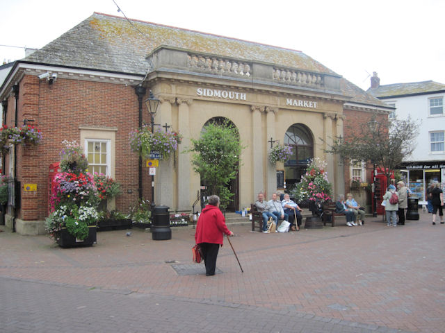Sidmouth Market Hall