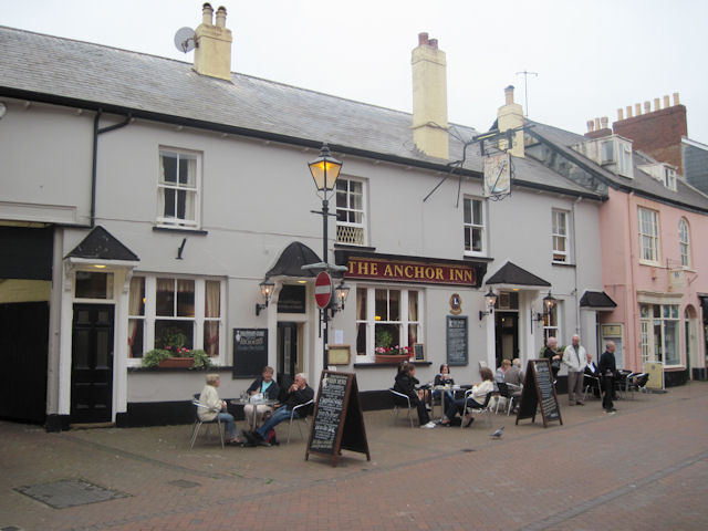 Anchor Inn Sidmouth