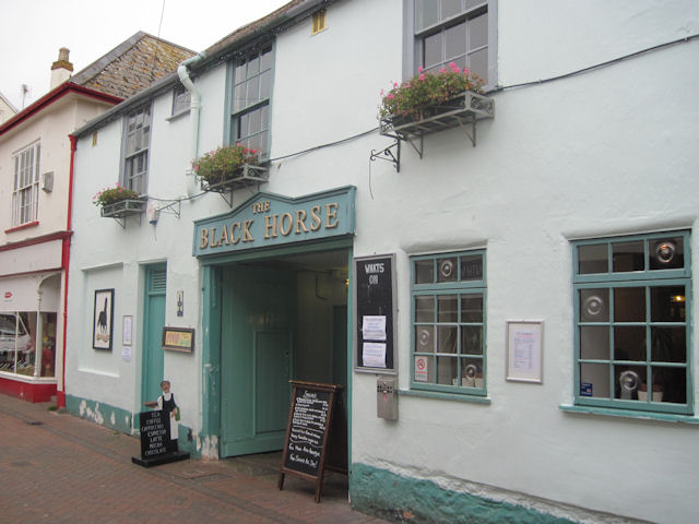 The Black Horse Sidmouth