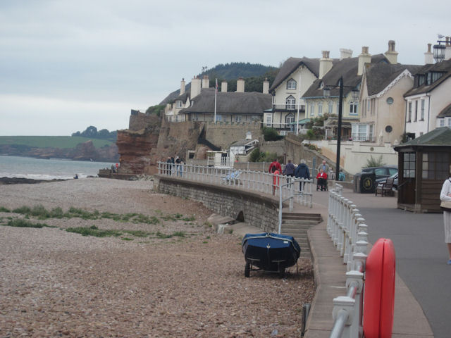 End of Seafront
