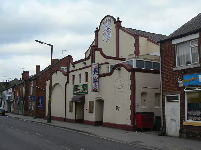 Chapeltown Picture Palace