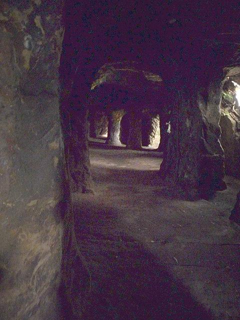 The Grotto, Hawkstone Park