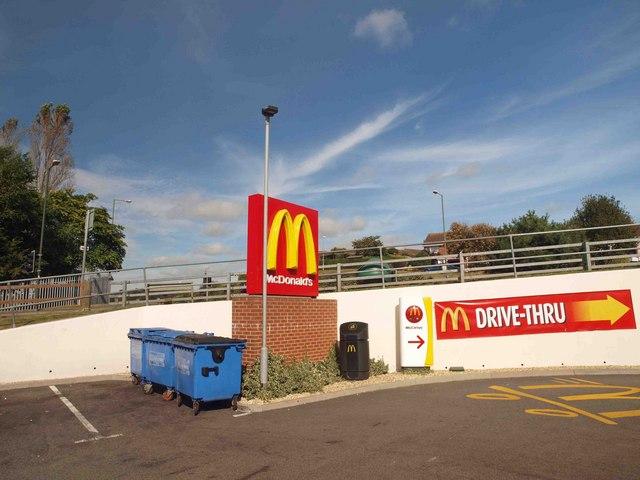 McDonald's Paignton
