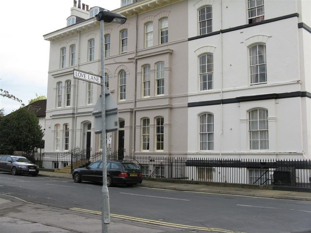 Houses on Driffield Terrace