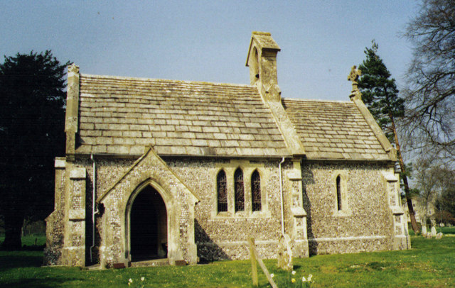 St James, Bossington