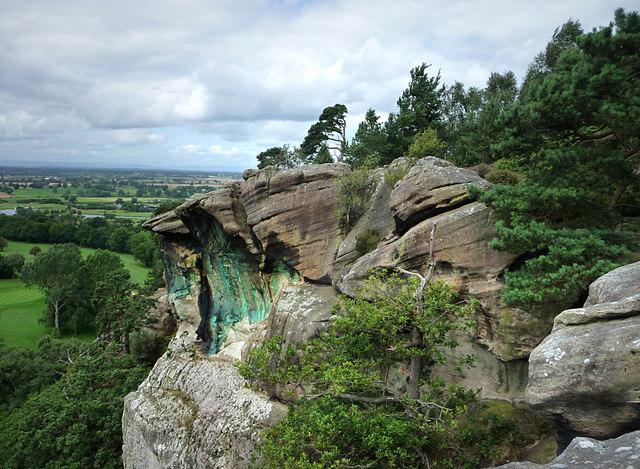 Grotto Hill, Hawkstone Park