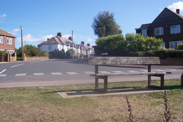Bench on Kingsway