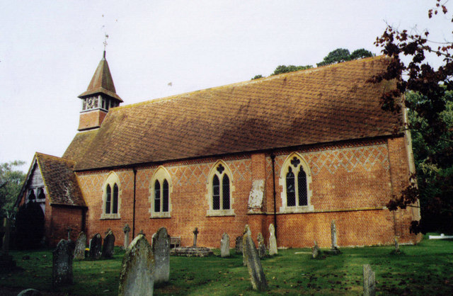 All Saints, Braishfield