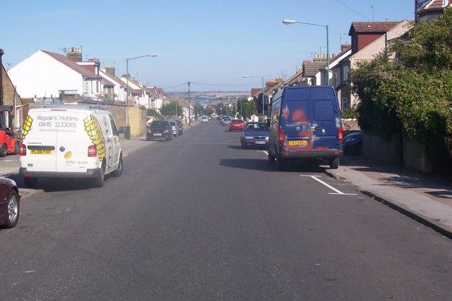 Napier Road, Gillingham