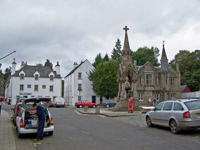The Cross, Dunkeld
